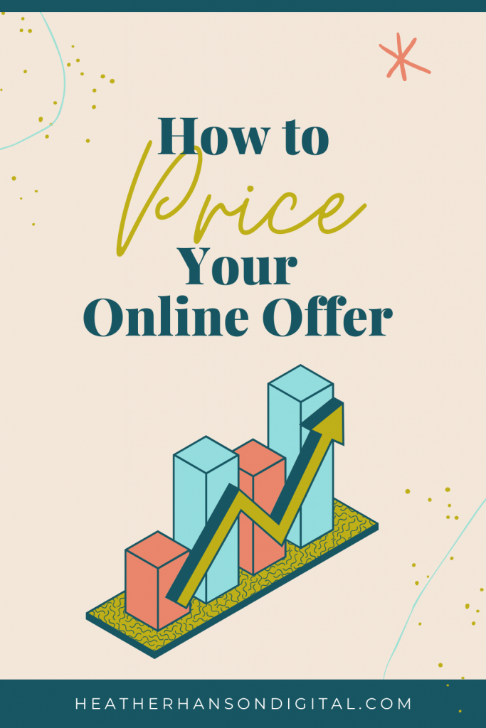Five Ways to Figure Out Online Offer Pricing